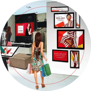 Click Here to see Variety of digital signage